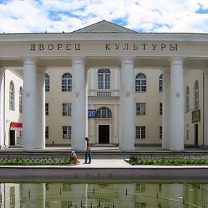Дворцы и дома культуры Батецкого