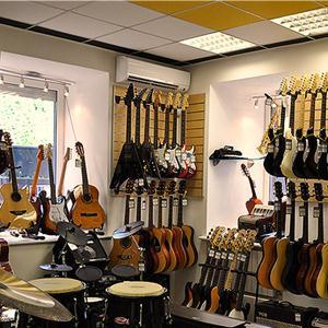 Музыкальные магазины Батецкого