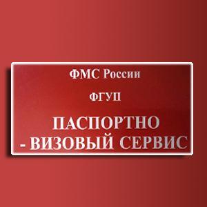 Паспортно-визовые службы Батецкого