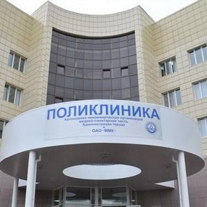Поликлиники Батецкого
