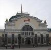 Железнодорожные вокзалы в Батецком
