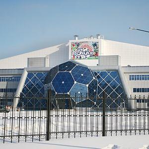 Спортивные комплексы Батецкого