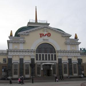 Железнодорожные вокзалы Батецкого